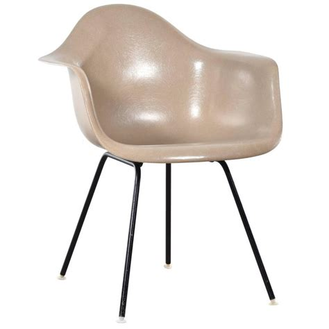 eames greige dax dining chair for herman miller at 1stdibs
