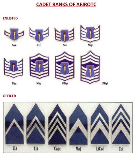 cadet ranks wekiva hs