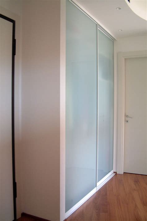 armadio a muro scorrevole foto cabina armadio muro di mazzoli porte vetro 60972