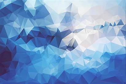 Abstract Geometric Geometry Digital Wallpapers Poly Low