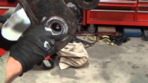 repair loose bushing bore  epoxy  bobcat mini excavator youtube