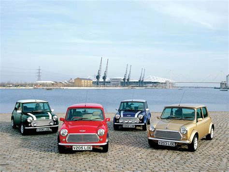 Mini Cooper Classic Car Wallpapers