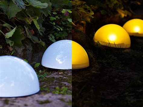 modern interior outdoor lighting solar powered
