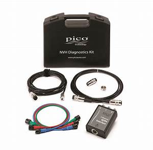 Nvh Diagnostic Starter Kit In Carry Case