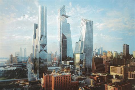New York City's Changing Skyline