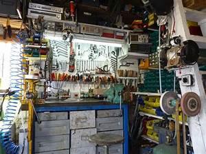 Atelier De Bricolage : comment amenager son etabli ~ Melissatoandfro.com Idées de Décoration