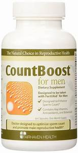Nutricao Natural - CountBoost for Men 60 count from ...