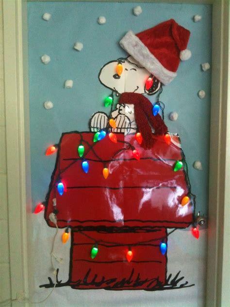 Snoopy Classroom Door Decorations by 25 Best Ideas About Classroom Door On