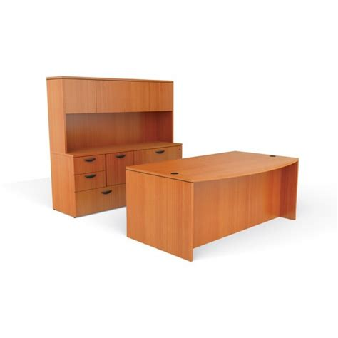 desk and hutch set office furniture desk set with credenza and hutch