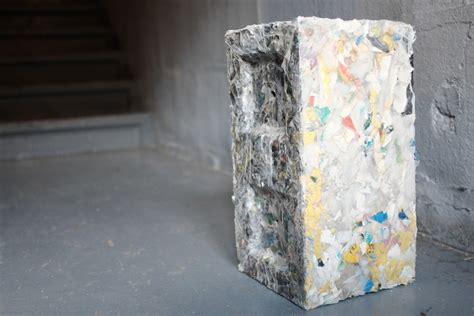 week  tech building blocks   waste plastic
