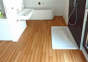 exellcor parquets et panneaux en bambou With sol bambou salle de bain