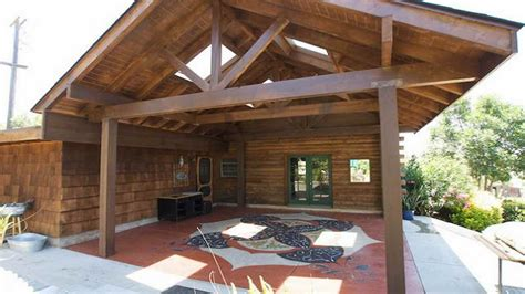 Diy Patio Cover Ideas by Wood Patio Cover Ideas Patio Ideas Diy Covered