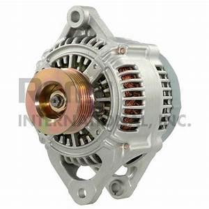 Remy International Alternator    Generator With Pulley 12v