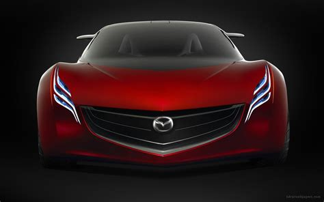 Mazda Ryuga Concept Car Wallpaper