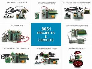 8051 Micro Controller Projects  U0026 Circuits For Engineering