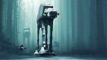 Wars Star Endor Wallpapers Imperial Army Stormtrooper