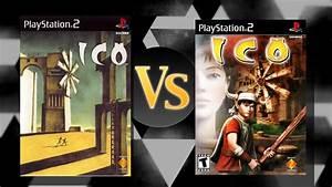 Japan Vs Usa - Playstation 2 Game Box Art