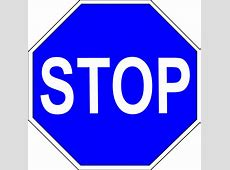 Stop sign vector clip art Hanslodge Cliparts