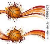 basketball border clip 833 clip arts page 1 clipartlogo