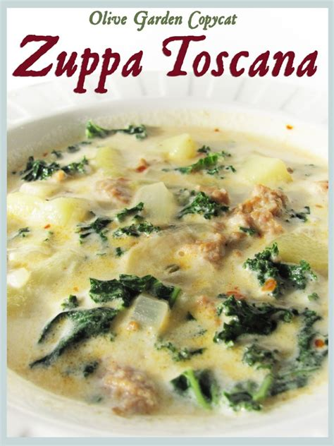 olive garden soup recipe olive garden zuppa toscana soup copycat recipe how to