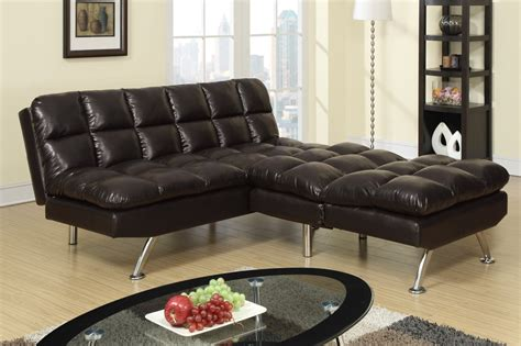 Leather Loveseat Sofa Bed by Brown Leather Size Sofa Bed A Sofa Furniture