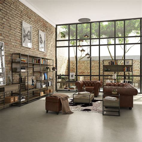 Wohnzimmer Loft Style by Modern Loft Decoration Living Room บ านไอเด ย เว บไซต