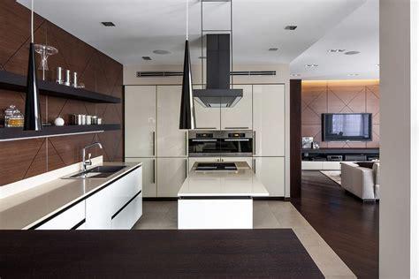 kitchen design in flats modern eleg 225 ns lak 225 s a f 246 ld meleg sz 237 neivel sz 233 p fa 4473