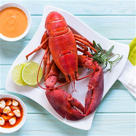 cuisiner un homard choisir et cuisiner le homard metro