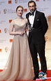 Joseph Mawle and Holliday Grainger pose for photographers ...