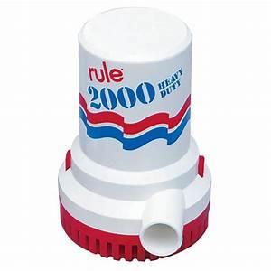 Rule 2000 Gph Non 6 U0026 39  Leads