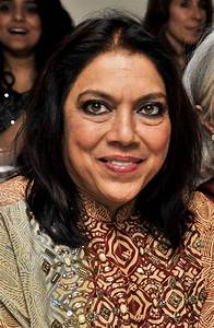 Mira Nair in 'The Reluctant Fundamentalist' Premiere After ...