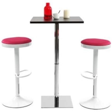 table de bar haute conforama