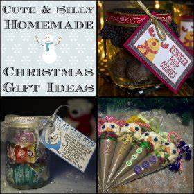Homemade Christmas t ideas friends Needlework