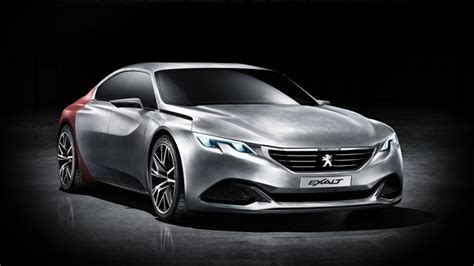 New 407 Four-door Coupe