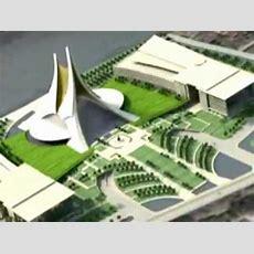 Designer's Concept Thai Parliament Building Design