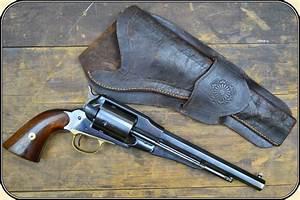 Z Sold Very Rare Original 1858 Remington Holster