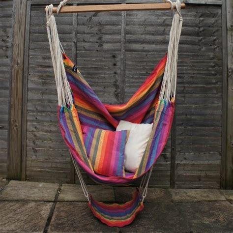 hanging chair hammock  footrest  hung hammocks