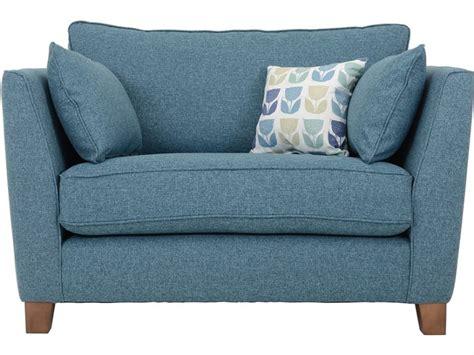 norton modern fabric snuggler chair longlands - Snuggler Chair Sofas