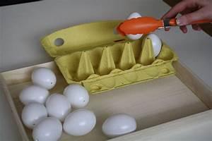 Tablett Für Kinder : eierkarton montessori selbst gemacht ~ Orissabook.com Haus und Dekorationen
