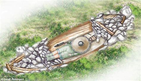 Viking Boats Found viking burial site found in ardnamurchan 1 000 year