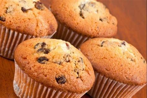 recette de muffins aux raisins facile et rapide