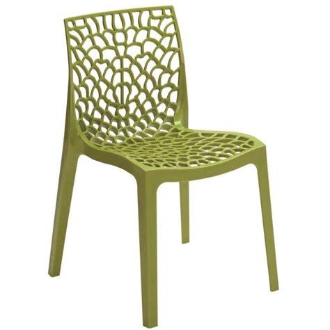 chaise vert anis chaise design gruyere vert anis achat vente chaise