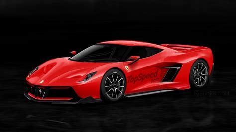 Ferrari Car : 2021 Ferrari Laferrari Successor