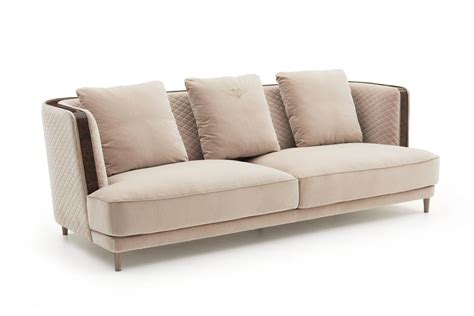 Bentley Sofas by Bentley Brings Its Legacy Of Luxury Into Your Home Mocha