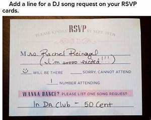 31 impossibly fun wedding ideas for pittsburgh weddings With wedding invitations with rsvp and song request