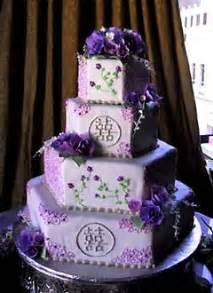 purple wedding cake stunning purple wedding cake designs
