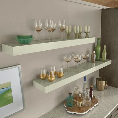 floating shelves    kraftmaid