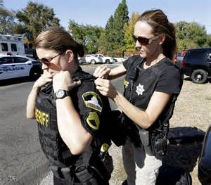 Suspect arrested in death of 2 California deputies | Daily ...