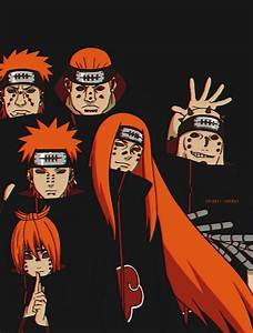 Six Paths Of Pain | Naruto | Pinterest