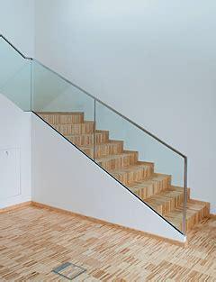 treppengeländer aus glas glasgel 228 nder plickert glaserei betriebe gmbh berlin